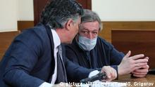Russland Prozess Mikhail Yefremov