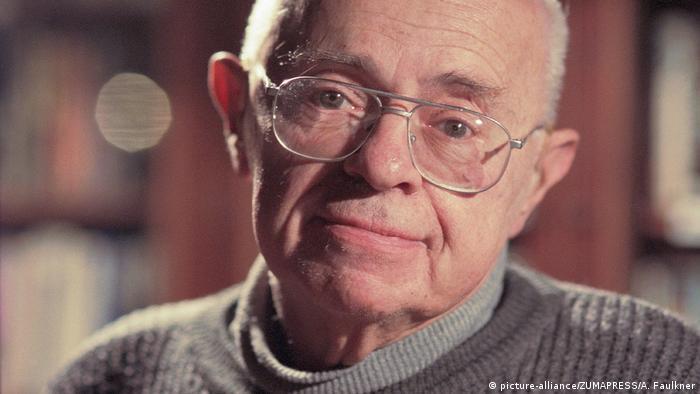 Stanislaw Lem 1999 (picture-alliance/ZUMAPRESS/A. Faulkner)
