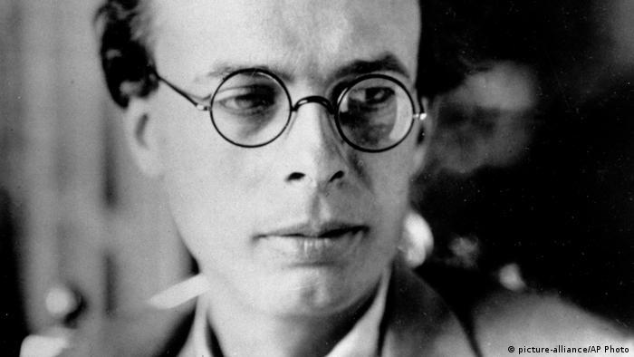 UK Aldous Huxley 1928 (picture-alliance/AP Photo)