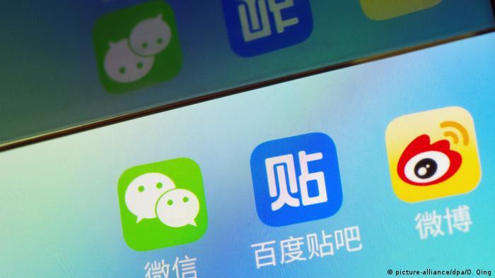 China | Smartphone | Icon