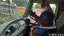 Kenia | LKW-Fahrerin in Mombasa, Mama Chiku Mohammed