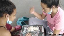 2020 Venezuela | Themenbilder: Flüchtlinge die zurückgekehrt sind Alltag in Camps