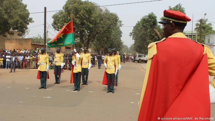 Festivités à Ouagadougou en marge des 60 ans de l'indépendance du Burkina Faso