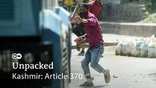 DW Thumbnail Unpacked: Kashmir