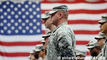 Deutschland I Einzelheiten zu US-Teilabzug aus Deutschland erwartet