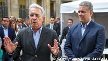 Kolumbien | Ivan Duque und Alvaro Uribe