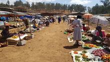 Traditional Market in Debre Markos, Ethiopia Wo- Ethiopia Wann- February, 2020 Author- Tekle, Eshete Bekele (DW Mitarbiter)