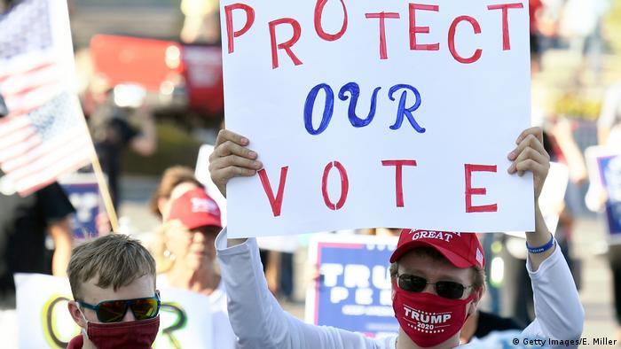 USA I Proteste in Las Vegas