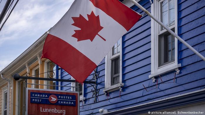 Kanada I Lunenburg: Älteste deutsche Siedlung