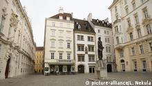 Österreich I Denkmal Gotthold Ephraim Lessing in Wien
