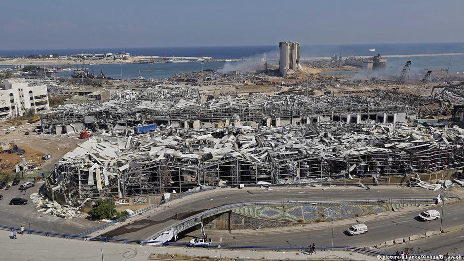 Beirut explosion: EU offers preferential trade as Lebanon faces economic collapse