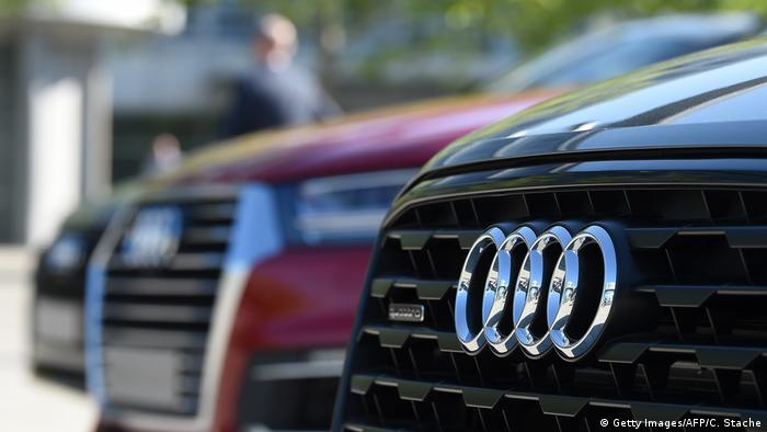 Carros da marca Audi