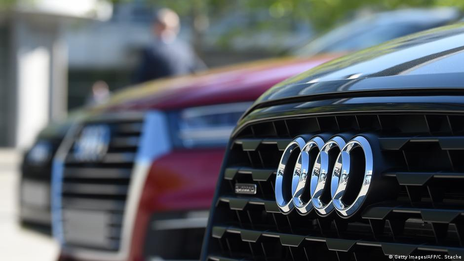 Germany charges four ex-Audi executives with fraud over 'dieselgate' scandal