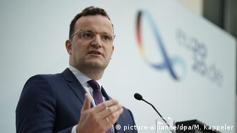 Sağlık Bakanı Jens Spahn