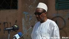 Guinea Präsident Alpha Condé