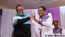 Tundu Lissu und Bernard Membe