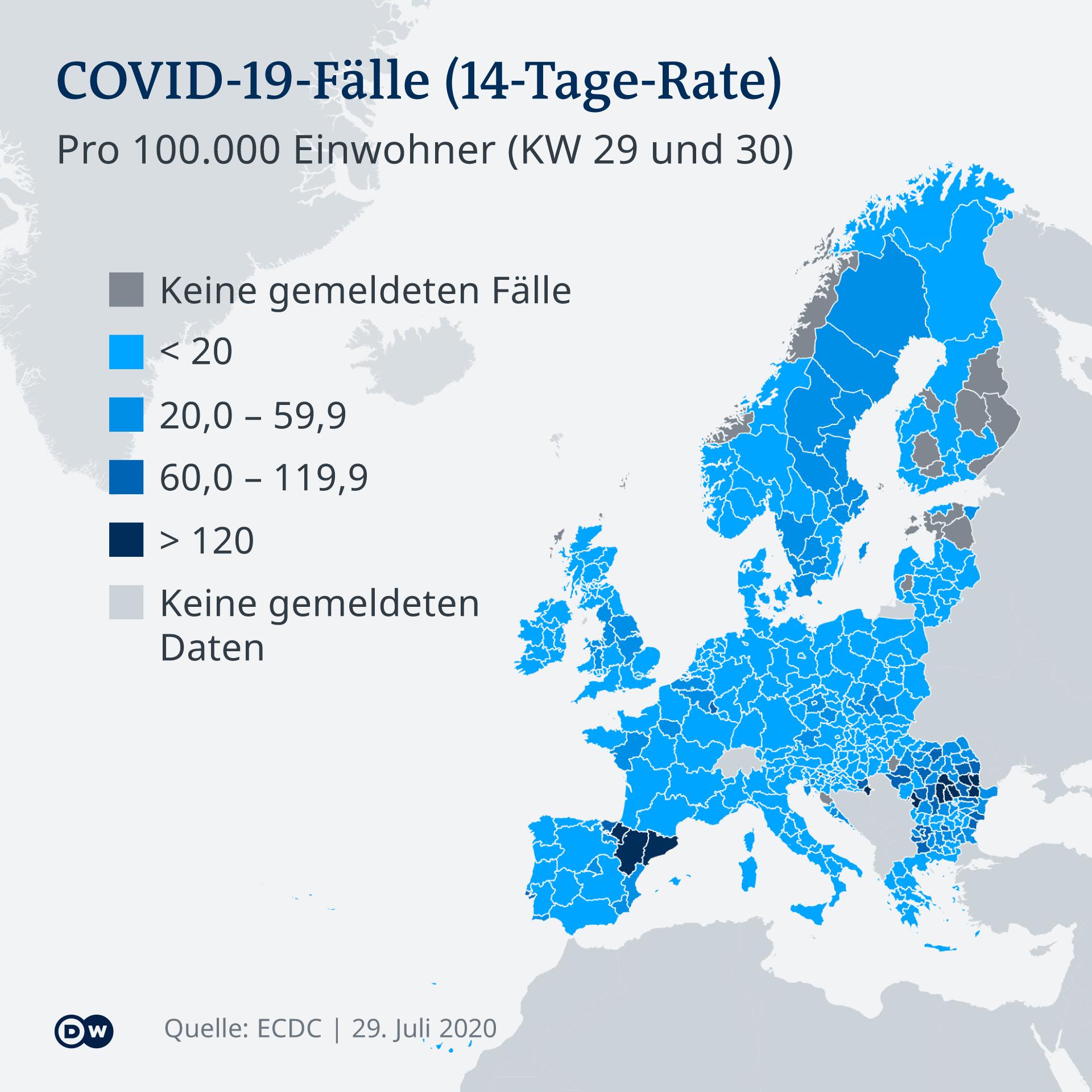 Risikogebiete Corona Schweden