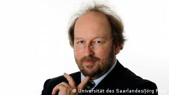 Historian Wolfgang Behringer