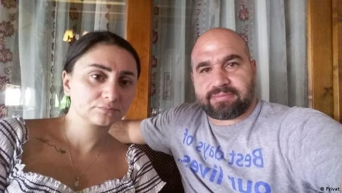 Lebanon: Darine Tarraf and Wajih Chbat in Bcharre