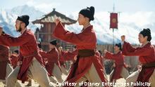 Walt Disney | Schauspielerin Liu Yifei