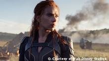 Walt Disney | Schauspielerin Scarlett Johansson als die Schwarze Witwe
