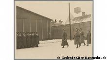 Himmler visits the Ravensbrück all-women concentration camp (Gedenkstätte Ravensbrück)