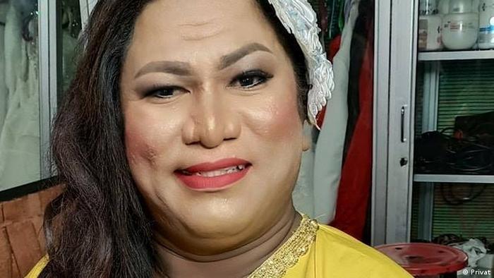 Hendrika Mayora Victoria Kelan, Indonesia's first transgender politician