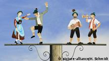 Symbolbild I Deutsche Sprache und Kultur im Ausland