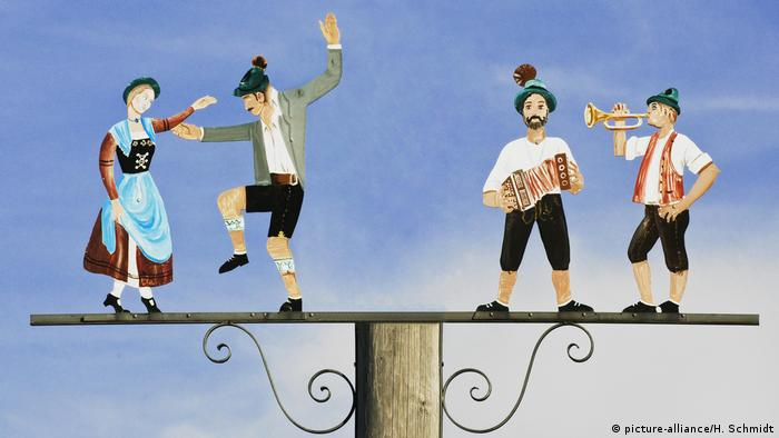 Год Германии в России знакомит с немецкой культурой в прошлом и настоящем