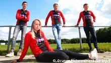 Niederlande Menaldum | Niederländische Fußballerin | Ellen Fokkema