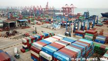 China Lianyungang | Wirtschaft | Handelshafen