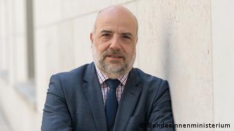 Dr. Markus Kerber, Bundesinnenministerium