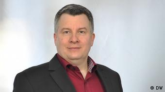 اینگو مانتویفل، مسئول امنیت سایبری دویچه وله