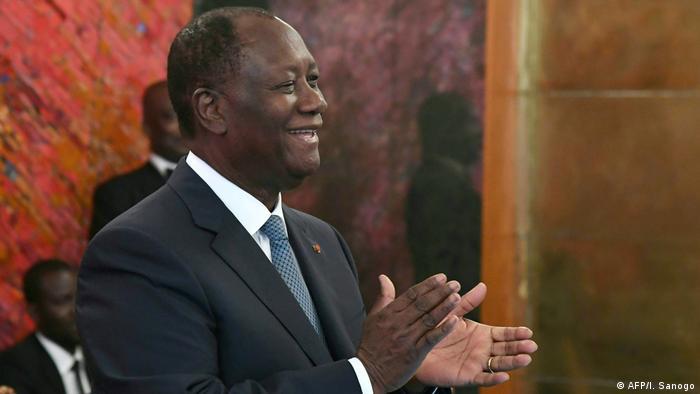 Elfenbeinküste: Präsident Alassane Ouattara (AFP/I. Sanogo)