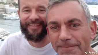 Виталий Шкляров и Владимир Каминер