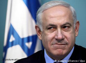 PM Israel Benyamin Netanjahu