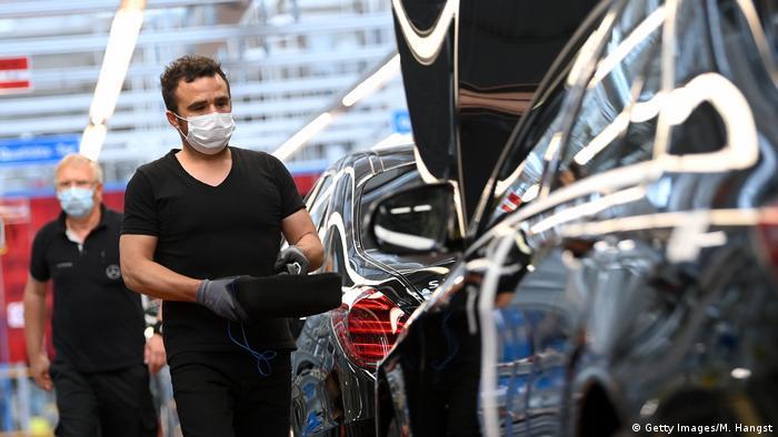 صنایع خودروسازی آلمان، یکی از بازندگان بحران کرونا