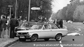 Теракт в Германии, совершенный Фракцией Красная Армия в 1977 году