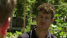 DW Sendung Fit und gesund Nils Binnberg (DW)