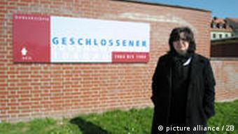 Gabriele Beyler, Leiterin der Gedenkstätte Jugendwerkhof Torgau (Foto: DPA)