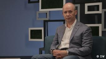 Валерий Цепкало, один из незарегистрированных кандидатов на пост президента Беларуси