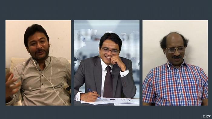 DW Talkshow Khaled Muhiuddin Asks (DW)