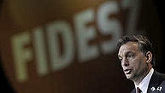 Ungarn Wahlen Fidesz Viktor Orban