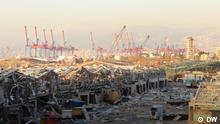 Still Beirut: Popular spots reduced to rubble in Lebanese capital
