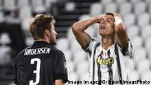 Fußball Champions League I Juventus vs Olympique Lyonnais (Imago Images/Gribaudi/ImagePhoto)