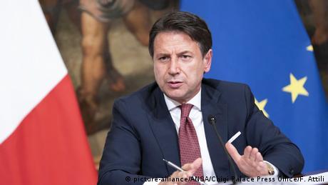 Ενδοκυβερνητικές τριβές στην Ιταλία για το Ταμείο Ανάκαμψης