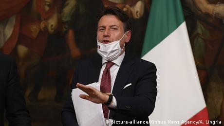Ρώμη: 25 δισ. για τη στήριξη της ιταλικής οικονομίας