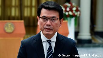 Edward Yau I Secretary for Commerce and Economic Development I Hong Kong