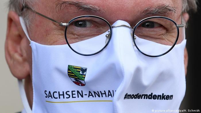 Saxony-Anhalt state premier Reiner Haseloff