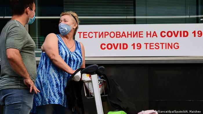 U Rusiji je do sada registrovano više od milion slučajeva korone